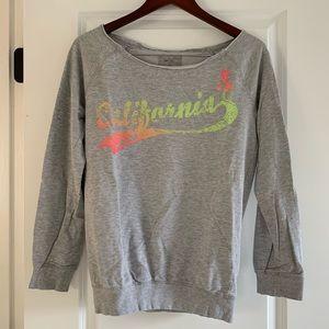 H&M lightweight boatneck sweatshirt Size: Small
